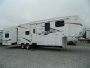 Used 2009 Heartland Big Country 3490BH Fifth Wheel For Sale