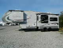 Used 2011 Heartland GREYSTONE 30RL Fifth Wheel For Sale