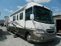 Used 2001 Coachmen Santara 3602KS Class A - Gas For Sale
