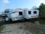 Used 2012 Forest River Grey Wolf 28BH Travel Trailer For Sale