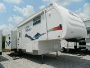 Used 2007 Jayco Eagle 37 Fifth Wheel For Sale