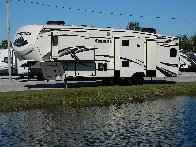 New 2015 Keystone Montana 3402RL Fifth Wheel For Sale