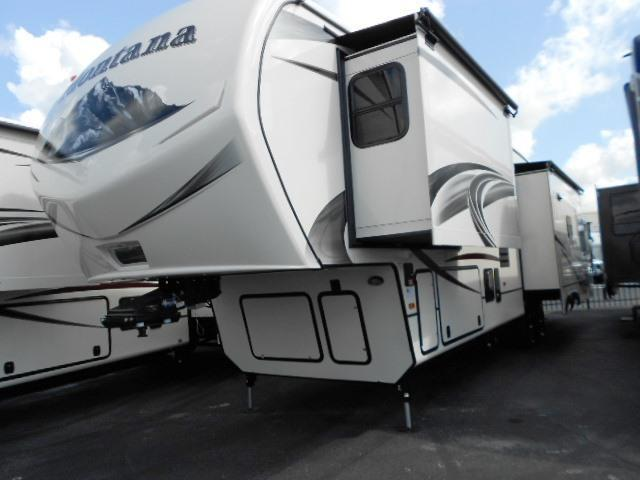 New 2015 Keystone Montana 3582RL Fifth Wheel For Sale