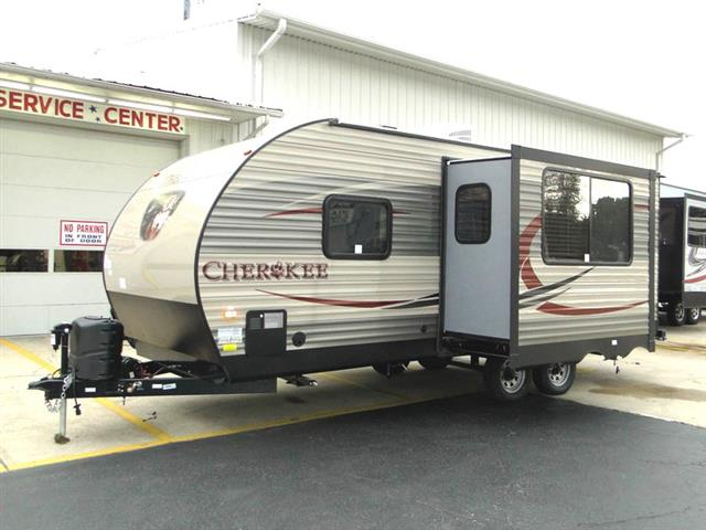 New 2015 Forest River Cherokee 204RB Travel Trailer For Sale