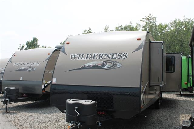 New 2015 Heartland Wilderness 3175RE Travel Trailer For Sale