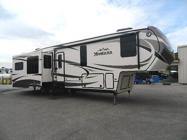 New 2015 Keystone Montana 3440RL Fifth Wheel For Sale