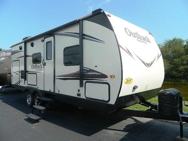 New 2015 Keystone OUTBACK TERRAIN 220TRB Travel Trailer For Sale