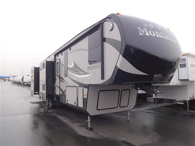 New 2015 Keystone Montana 356BH Fifth Wheel For Sale