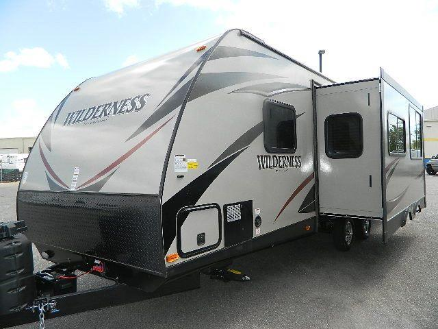 New 2016 Heartland Wilderness 2775RB Travel Trailer For Sale