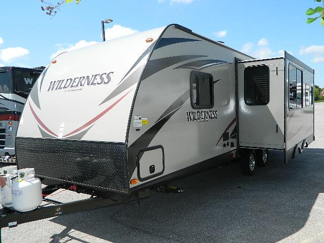 New 2016 Heartland Wilderness 2750RL Travel Trailer For Sale