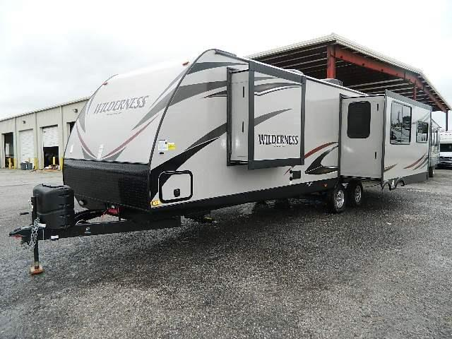 New 2016 Heartland Wilderness 3175RE Travel Trailer For Sale