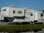 Used 2008 Gulfstream Sedona 34RL Fifth Wheel For Sale