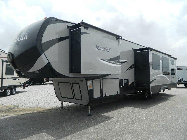 New 2015 Keystone Montana 356BH Fifth Wheel For Sale