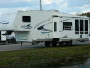 Used 2006 Palomino Thoroughbred 829RK Fifth Wheel For Sale