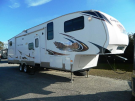 Used 2011 Keystone Copper Canyon 324FWBHS Fifth Wheel For Sale
