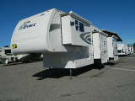 Used 2007 Jayco Eagle 341RLQS Fifth Wheel For Sale