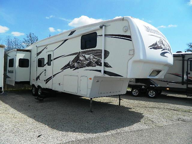 Used 2007 Keystone Montana 3500 Fifth Wheel For Sale
