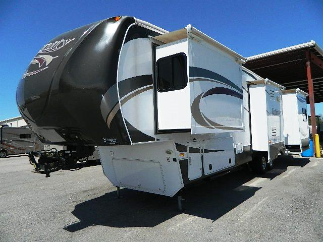Used 2012 Dutchmen INFINITY 3640RL Fifth Wheel For Sale