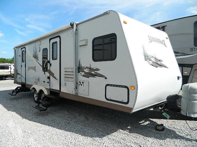 Used 2008 Forest River Adirondack 27FK Travel Trailer For Sale