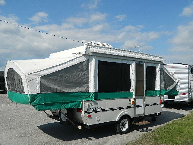 Used 2004 Viking Epic 2308 Pop Up For Sale
