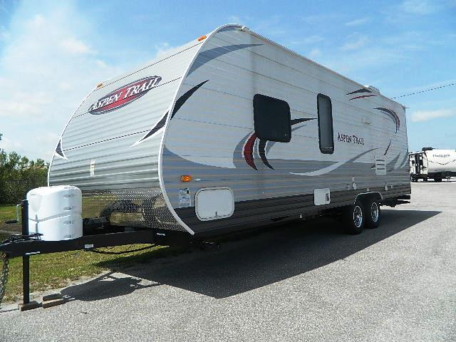 Used 2013 Dutchmen Aspen 271 Travel Trailer For Sale