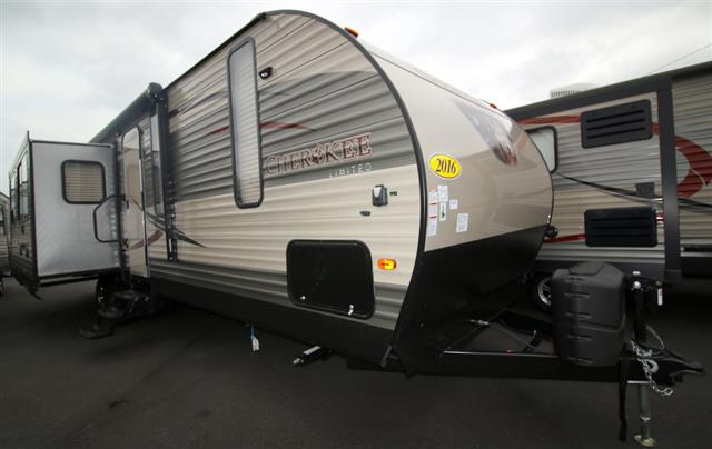 New 2016 Forest River Cherokee 304R Travel Trailer For Sale