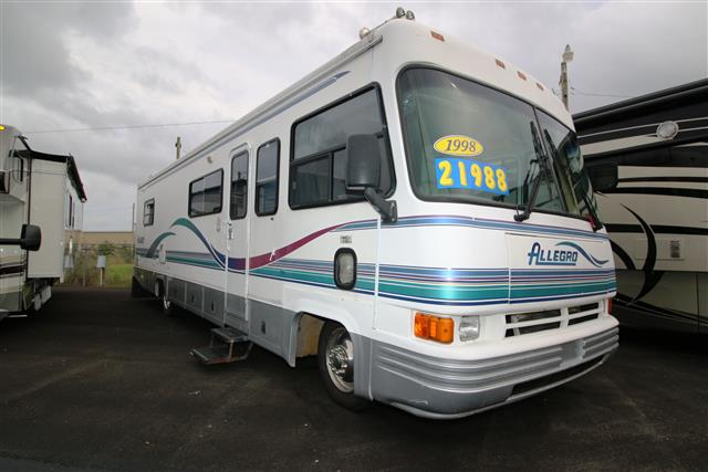 Used 1998 Tiffin Allegro 37 Class A - Gas For Sale