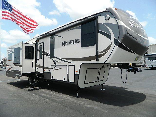 New 2016 Keystone Montana 3000RE Fifth Wheel For Sale