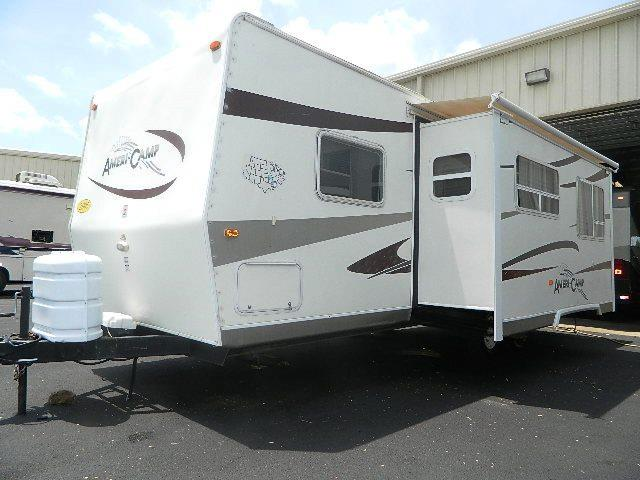 Used 2005 Americamp RV Americamp 26QFBS Travel Trailer For Sale