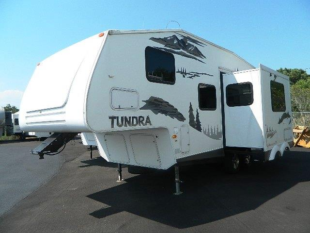 Used 2008 Dutchmen Tundra 24CK Fifth Wheel For Sale