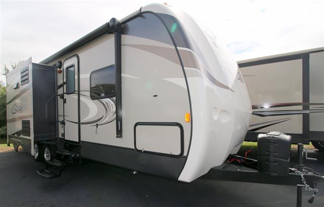 New 2016 Keystone Cougar 26RBI Travel Trailer For Sale