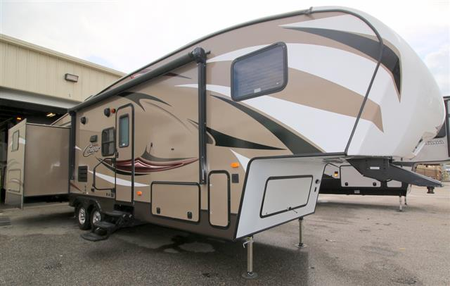 Used 2016 Keystone Cougar 29ROB Fifth Wheel For Sale