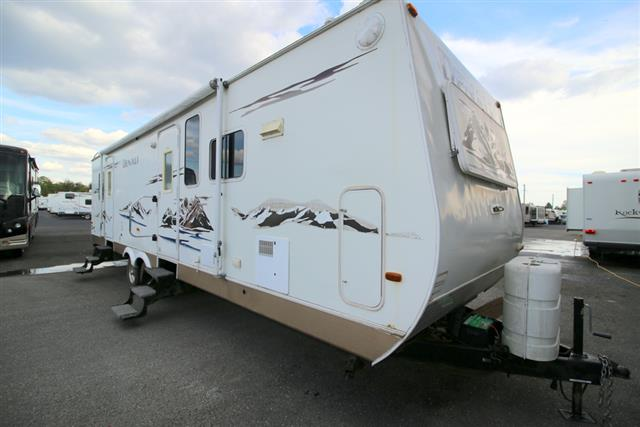 Used 2007 Dutchmen Denali 31FK Travel Trailer For Sale