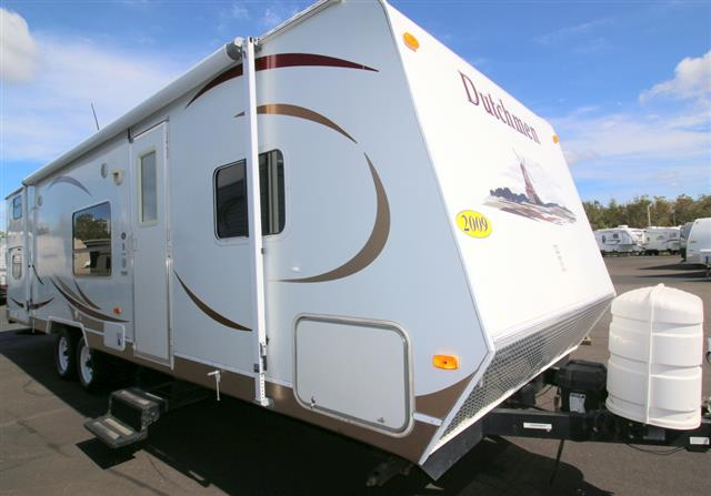 Used 2009 Dutchmen Dutchmen 29QGS Travel Trailer For Sale
