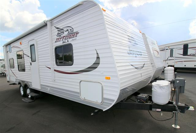 Used 2015 Jayco Jayflight 26BH Travel Trailer For Sale