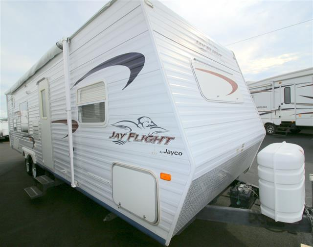 Used 2005 Jayco Jayflight 29BH Travel Trailer For Sale
