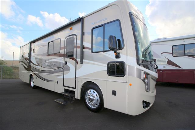 Used 2014 Fleetwood Excursion 33D Class A - Diesel For Sale