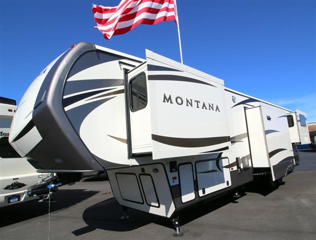 New 2016 Keystone Montana 3791RD Fifth Wheel For Sale