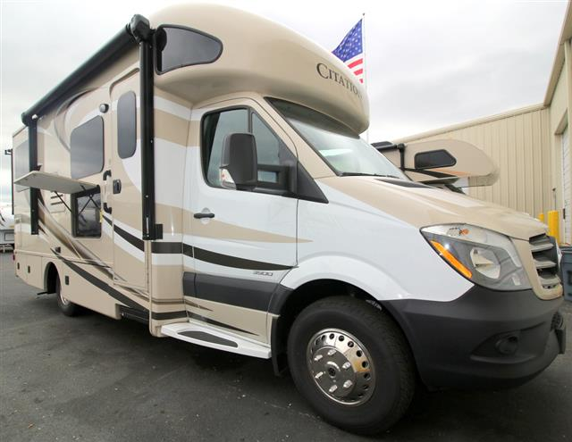 Used 2016 Thor Citation 24SR Class C For Sale