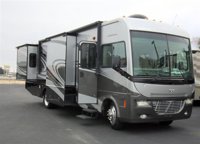 Used 2008 Fleetwood Southwind 35A Class A - Gas For Sale