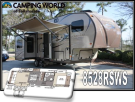 New 2014 Forest River FLAGSTAFF CLASSIC SUPER LITE 8528RSWS Fifth Wheel For Sale