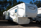 Used 2009 Heartland Landmark PINEHURST Fifth Wheel For Sale