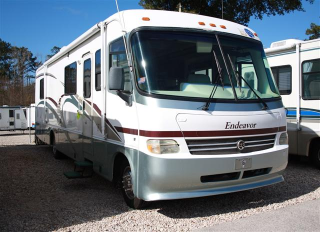New Amp Used Class A Gas Holiday Rambler Rvs And
