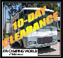 Used 1998 Fleetwood Southwind 36Z Class A - Gas For Sale