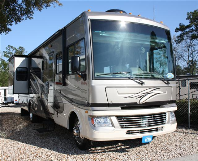 Buy a Used Fleetwood Bounder in Midway, FL.