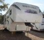 Used 2010 Dutchmen Denali M-28LBBS-M5 Fifth Wheel For Sale