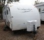 Used 2010 Skyline JOEY WEEKENDER 203 Travel Trailer For Sale