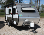 New 2014 Starcraft AR-ONE 15RB Hybrid Travel Trailer For Sale