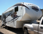 Used 2010 Coachmen Chaparral 278RLDS Fifth Wheel For Sale