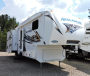 Used 2011 Keystone Avalanche 290RL Fifth Wheel For Sale